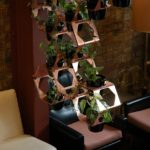 Location de plantes en entreprise - honeycomb-copper