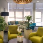 Location de plantes en entreprise - customer-lounge